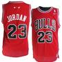 Camisa Chicago Bulls Michael Jordan, Nba - Pronta Entrega