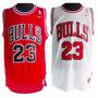 Camisa Nba Bulls Michael Jordan 23 - Frete Grátis Original