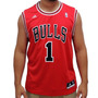 Camisa Basquete Chigago Bulls - Nba - Pronta Entrega