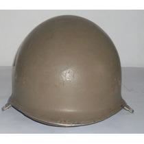 Capacete Militar - Original - Aço