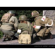 Ww2 1942 Mochila M-36 Musette Bag Backpack Reposição