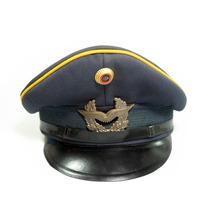 Raro Quepe De Voo Da Luftwaffe Força Aérea Alemã De 1960