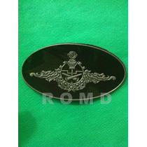 5d02 Distintivo Es M B (conj Com 5 Un) Escola Material Bélic