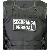 Emborrachado Capa De Colete Segurança Pessoal 20 X 10cm