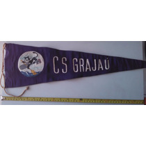 Flâmula Antiga Da Marinha -caça Submarino Cs Grajaú - J11