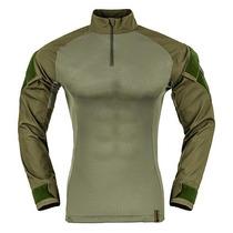 Camisa Combat Raptor Verde Oliva