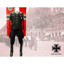 Uniforme Completo Ss,segunda Guerra Mundial,wwiifeb,alemão