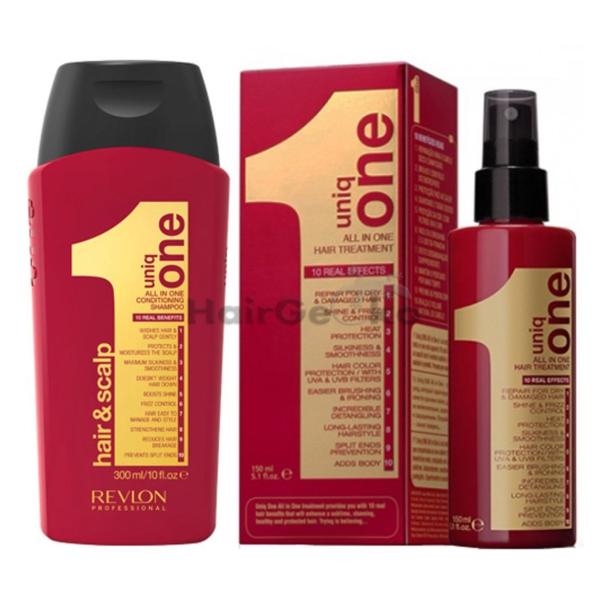 Uniq One Shampoo Hair & Scalp 300 Ml + Uniq One Leave-in 150 - R$ 149 ...