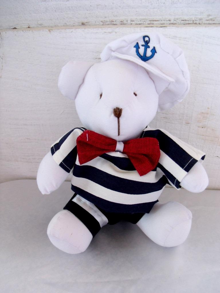 Urso Marinheiro Decoração De Quarto De Bebê Menino  ~ Tapete Infantil Para Quarto Urso