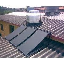Aquecedor Solar De Baixo Custo 310 Lts.