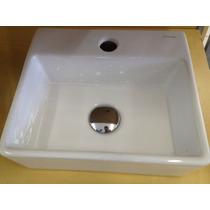 Valvula Click Inox Cubas Deca Vidro E Banheiro Lançamento