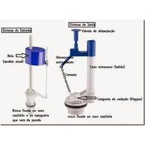 Kit Completo Caixa Acoplada Universal Censi