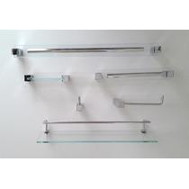 Kit Acessorios Banheiro