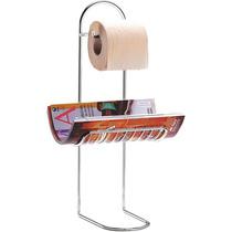 Papeleira C/suporte Bel Giorno 21x50cm Brinox Mania Virtual