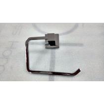 Porta Papel Higiênico Inox Parede C6951f
