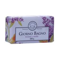 Sabonete Em Pedra Lavanda E Vanilla Com 180g Giorno Casa