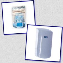 Kit Alcool Gel 70% + Saboneteira Dispenser Sabonete Liquido