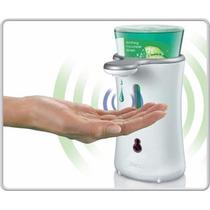 Dispenser, Saboneteira Automática Dettol Sabão Liquido 1 Pç