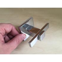 Cabide/gancho Latão Cromado Porta Toalha P/ Banheiro Ref.472