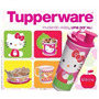 Tupperware - Kit Hello Kitty Maçã