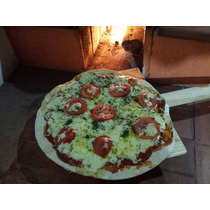 Pá De Pizza, Pão 30cm Em Madeira Para Forno A Lenha E Fogão