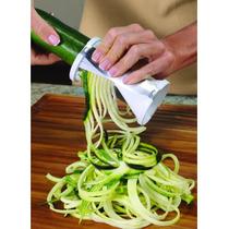 Veggetti - Transforme Legumes Em Espaguetes Saudáveis