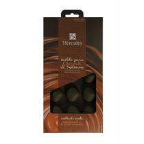 Forma Bombom Chocolate - Formato Concha - Molde Silicone