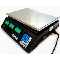 Balança Digital Comercial 30kg Sh90901-j