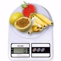 Babalança Digital Alta Precisão Cozinha 5kg -1g - 3315