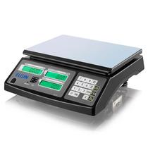 Balança Eletrônica Digital 15 Kg Alta Precisão Sa-110 Elgin