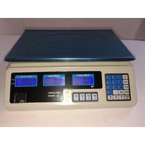 Balança Digital Eletrônica 40kg Com Nota Fiscal E Garantia