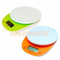 Balança Digital Cozinha Até 1g À 5kg Alta Precisão B1- C08