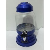 Suqueira/refresqueira Com Dispenser 2litros Azul