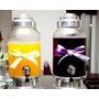 Suqueira De Vidro 3 Litros - Torneira Refresqueira