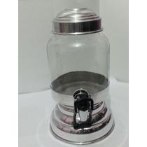 Suqueira/refresqueira Com Dispenser 2litros Cromada