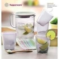 Tupperware Copos Premier Cristal - 4 Copos Exclusivo