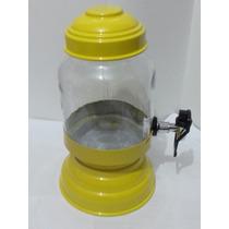 Suqueira/refresqueira Com Dispenser 2litros Amarela