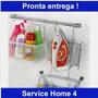 Kit Home Service 4 Com Suporte Para Ferro Tábua De Passar