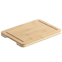 Tábua De Bambu Para Corte 23 X 16 Cm Bambo045 Casambientee