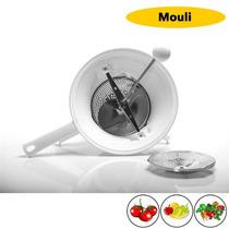 Mouli - Passa Verduras Multi Espremedor - Faça Molhos E Purê