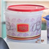 Caixa De Mantimento De Feijão Color - Tupperware