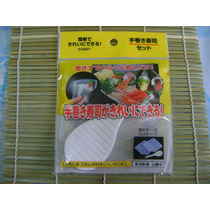 Forma Para Temaki Importada Do Japão. Sushi, Nori