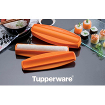 Tupperware Forma Sushi Maker Maki Comida Oriental Japonesa