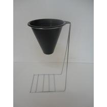 Suporte Para Coador Café Kit Com Suporte Plastico