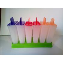 Formas 6 Sorvetes Picolé 7,5cm Plastica Pag 1 Leve 2