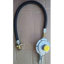 Registro Regulador P/ Gas De Cozinha Para P45 Com Pig Tel