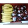 Fruta Decorativo Artificial Banana Cereja Cebola 01 Unidade