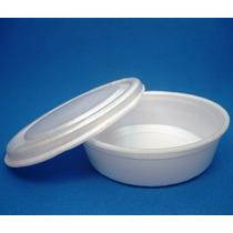 Embalagens P/ Alimentos (marmitex) De Isopor) N9 1200 Ml