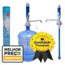 Bomba Elétrica P/ Garrafão Galão Água Mineral 20l A Pilha
