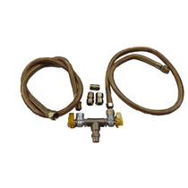 Kit Flexível Cooktop E Forno Para Gas Encanado Promoção